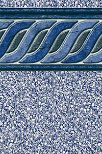 GLI Platinum Bordered Liner Key Largo