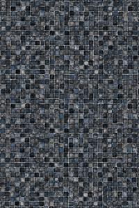 Grey Mosaic Full Pattern Latham Liner