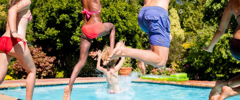 10 Pool Games for Kids